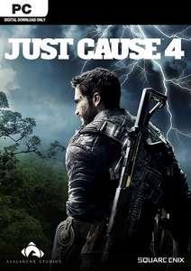 Just Cause 4 PC + DLC op CDKeys