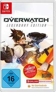 Overwatch: Legendary Edition + 3 Maanden Nintendo Switch Online