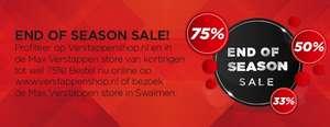 Verstappen End of Season Sale