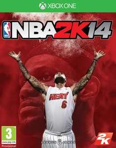 NBA 2k14 voor 1 euro