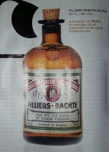 Grensdeal België - Filliers Tribute Gin 1928 / 48% / 5 cl