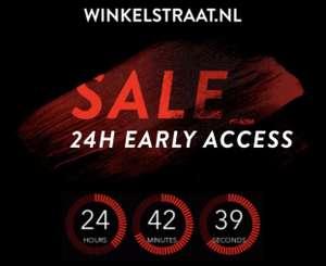 Winkelstraat.nl Exclusive Early Access sale