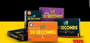 30 Seconds met korting @Kruidvat(2e artikel 1 euro) & Bol.com (tot 30% korting)