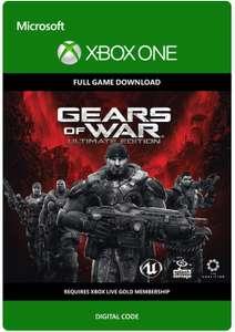 Gears of War: Ultimate Edition Xbox One - Digital Code @ CDkeys