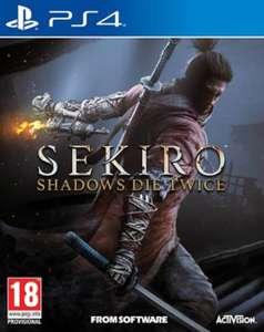 Sekiro: Shadows Die Twice, PS4