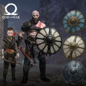 God of War-cadeaupakket DLC tijdelijk gratis @ PSN
