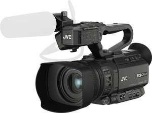 JVC GY-HM170E 4K Ultra HD videocamera @ Bol.com