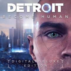 Detroit: Become Human Digital Deluxe Edition (Playstation PS4)