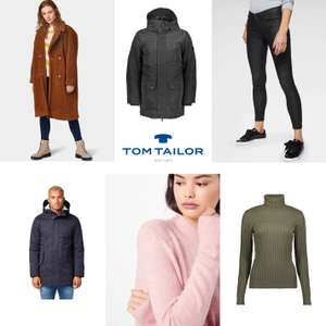 Tom Tailor -60% - dames & heren - @ Sans-Online