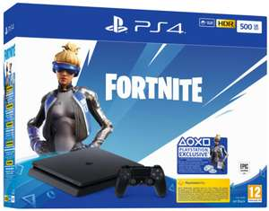 [Grensdeal] Sony PlayStation 4 Fortnite Bundle @Expert DE