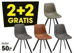 2+2 gratis stoel bastia