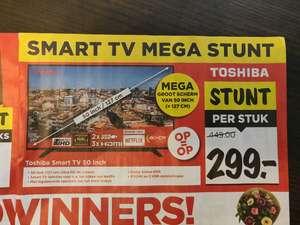 50 inch UHD/4K HDR Smart TV van Toshiba