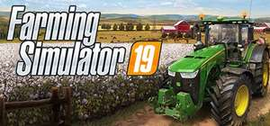 Farming simulator 19 gratis in Epic Games Store