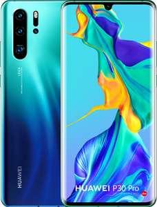 Huawei P30 Pro 128GB Blauw @ Coolblue