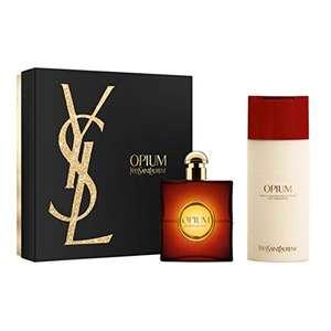 Yves Saint Laurent Opium Gift set (90 ml EdT) voor €52,95 @ Amazon.es