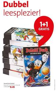 (1+1 gratis) Donald Duck pockets @Bruna