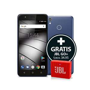 Gigaset GS270 Plus 3GB/32GB smartphone + gratis JBL GO+ @ Expert