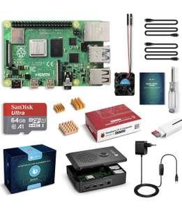 LABISTS Raspberry Pi 4 Model B 4 GB