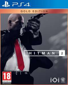 Hitman 2 - Gold Edition (PS4 + XBOX One) @ Bol.com