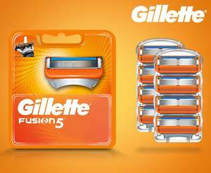 Gillette Fusion5 8-pack
