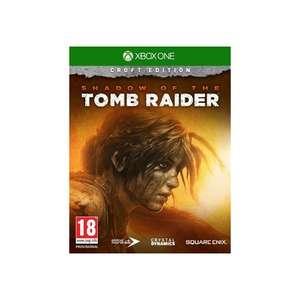 Shadow of the Tomb Raider Croft Edition - Xbox One