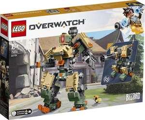 [Bol.com] Diverse Overwatch en Minecraft LEGO aanbiedingen