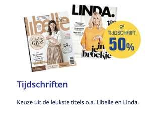 50% korting op jouw tweede tijdschrift bij Primera!