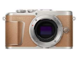 Olympus PEN E-PL9 MFT systeemcamera (16 megapixels, beeldstabilisator, elektronische zoeker, 4k video)