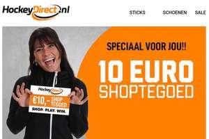 Met code €10 korting (va €50) - ook op sale @ HockeyDirect
