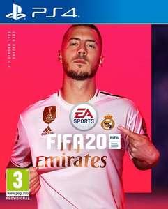 Fifa 20 PS4 29.99 PS store