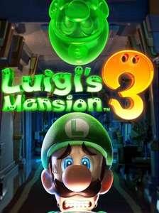 Luigi's Mansion 3 Digital eShop code