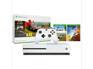 Xbox One S 1TB + Forza Horizon 4 + LEGO Speed Champions @ Media Markt