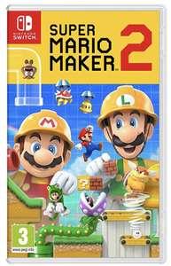 Super Mario Maker 2 bij amazon.nl