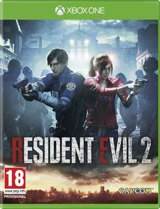 Resident Evil 2 (Xbox One/PS4)