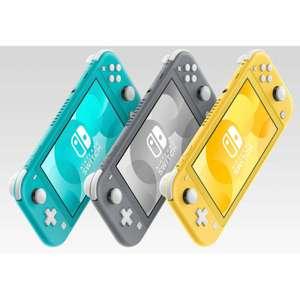 Nintendo Switch Lite met schermprotector