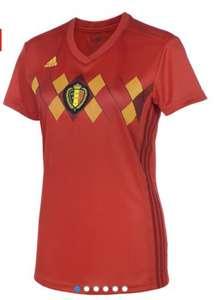 ADIDAS Belgie dames Thuisshirt 2018-2020 maat XXL @ voetbalshop.nl