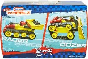 Little Tikes RC Dozer Racer - Speelgoedvoertuig voor €17,59 @ bol.com