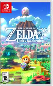 The Legend of Zelda: Link's Awakening - Amazon & Bol.com