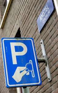 Gratis parkeervergunning zorgpersoneel Amsterdam