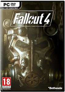 [PC/Steam] Fallout 4 @CDKeys.com, nu ook Fallout 4 GOTY voor €7,99