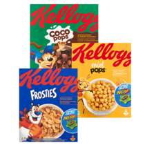 Kellogg's kids ontbijtgranen Dirk