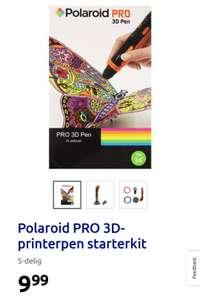 Polaroid Pro 3D pen voor 9,99 bij Action