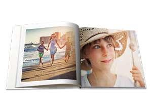 Fotofabriek 50% korting op extra pagina's