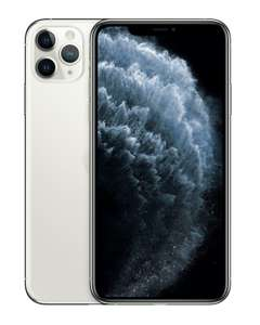 Apple iPhone 11 Pro Max, 64GB, zilver