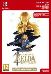 Legend of Zelda: Breath of the Wild Expansion Pass voor €13,99 in de eShop