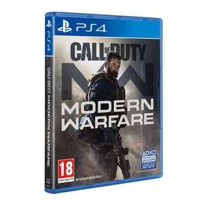 Call of Duty: Modern Warfare PS4 en Xbox One