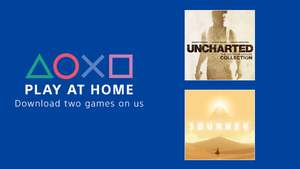 Download gratis Journey & Uncharted Nathan Drake Collection t/m 6 mei