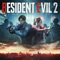 Resident Evil 2 remake (PS4/ PS Store)