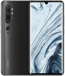 Xiaomi Mi Note 10 Smartphone Zwart @ Amazon.de