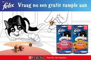 Gratis sample Felix Play Tubes @ Nestle